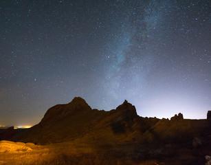 Dağlar ve Yıldızlar