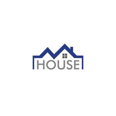 house vector company logo
