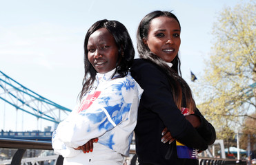 London Marathon - Elite Women Press Conference