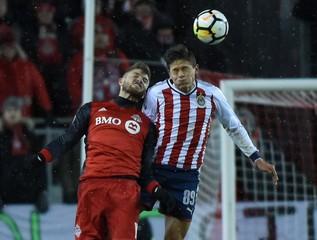 Soccer: Concacaf Champions League-CD Guadalajara at Toronto FC
