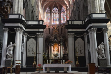 spot- Sint Baafskathedraal (Saint Bavo)