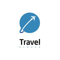 Travel Logo, Travel Icon Design