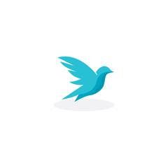 bird vector logo