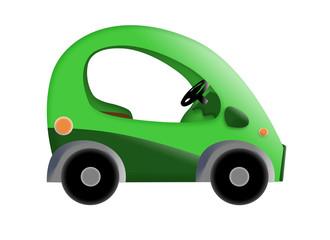 Illustration of car
