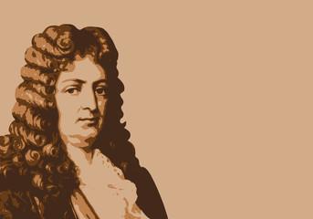 Racine - écrivain - portrait - personnage célèbre - théâtre - littérature - Jean Racine