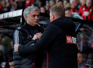 Premier League - AFC Bournemouth vs Manchester United