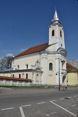 BISTRITA,Romania, - reformed church,2018