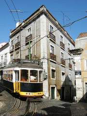 Lissabon, Altstadt