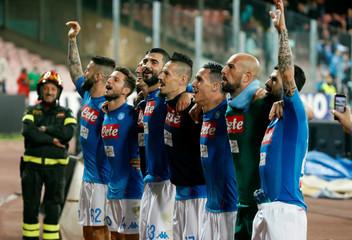 Serie A - Napoli vs Udinese Calcio