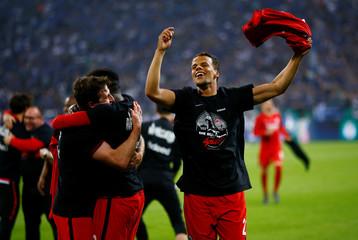 DFB Cup - Schalke 04 vs Eintracht Frankfurt