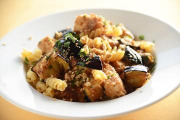 美味しいイタリア料理、パスタのイメージ