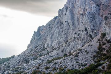 """Mount """"Foros"""". The south coast of Crimea"""