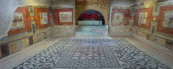 Roman Patrician House Fresco Paintings