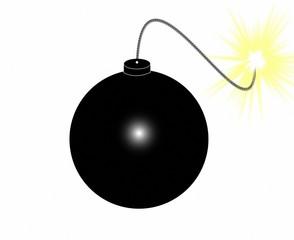 Bomb. Explosion. Terrorism.