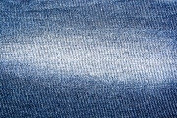 Frayed denim fabric texture