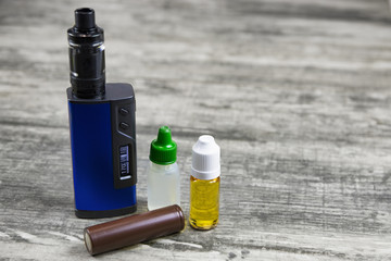 Electronic cigarette for vaping, technical devices.Batteries for it