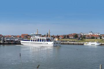 Ostfriesland, Juist, der Inselhafen