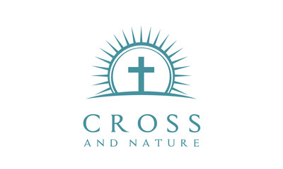 Nature Church / Christian logo design inspiration