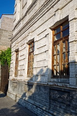 Wall Mural - Traveling in Georgia. Batumi architecture