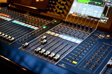 behind-the-scenes sound world