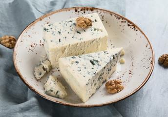 Fototapete - Blue cheese