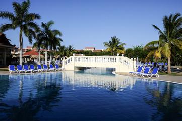 Resort caraibico