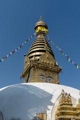 Swoyambhunath Stupa, Katmandu, Nepal