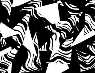 Grunge pattern. Abstract design. Vintage background.