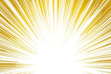 背景素材,集中線,放射,漫画,アニメーション,表現,効果,スピード,加速,コピースペース,光線,爆発