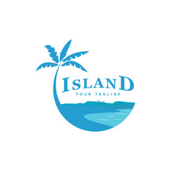 logo design hawaii island