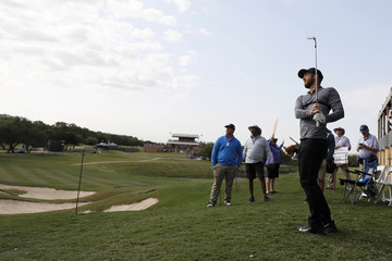 PGA: Valero Texas Open - First Round