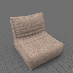 Soft upholstered chair
