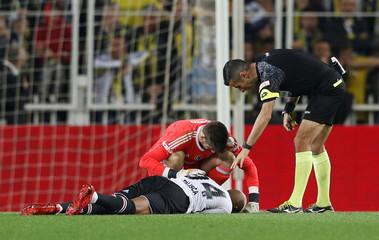 Turkish Cup - Semi Final - Fenerbahce vs Besiktas