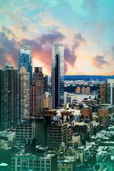 Urban Light  - Midtown Manhattan