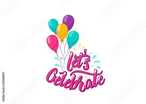 Lets Celebrate Images