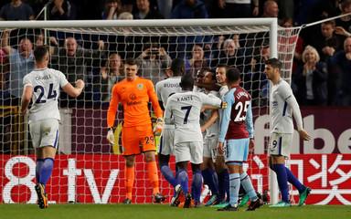 Premier League - Burnley vs Chelsea