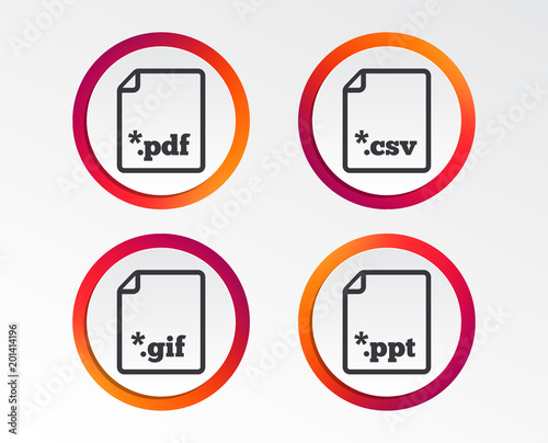 how to load csv file for pdf document