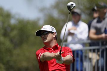PGA: Valero Texas Open - First Round