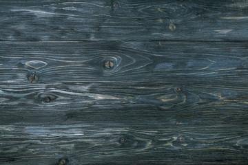 wooden background blue