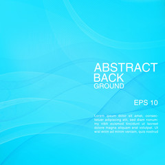 Vector abstract background. Layered effect backdrop. Minimalistic texture with wavy motif. Banner, flyer, cover template design.