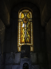 Interior of the crypt of San Miguel Cemetery, Malaga