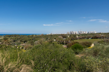 Visiting Ashkelon National Park