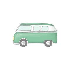 Car clip art illustration transport auto peace auto on white background