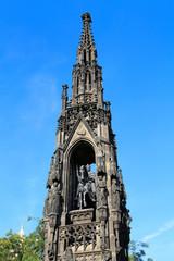 Kranners Springbrunnen in Prag