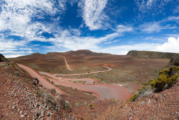 Ile de la Réunion, Plaine des Sables