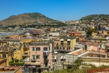 Th town, Pozzuoli, Italy.