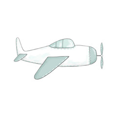 Airplane clip art air illustration darwing airbus on white background