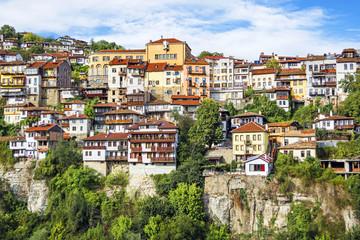 Cityscape, Veliko Tarnovo, Bulgaria