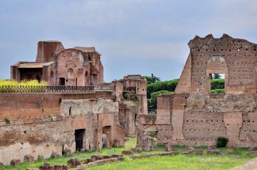 Domus Augustana on Palatine Hill, Rome, Italy