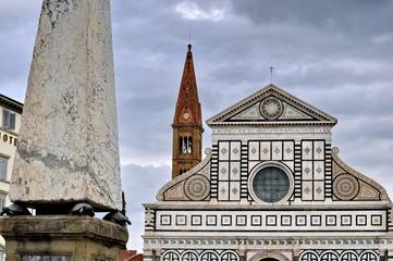Santa Maria Novella in Florence, Tuscany, Italy